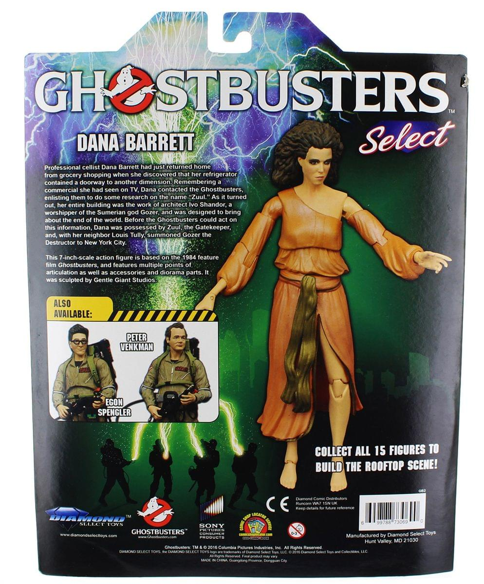 Dana Barrett Select Actionfigur Diamond Select Spielsachen Ghostbusters