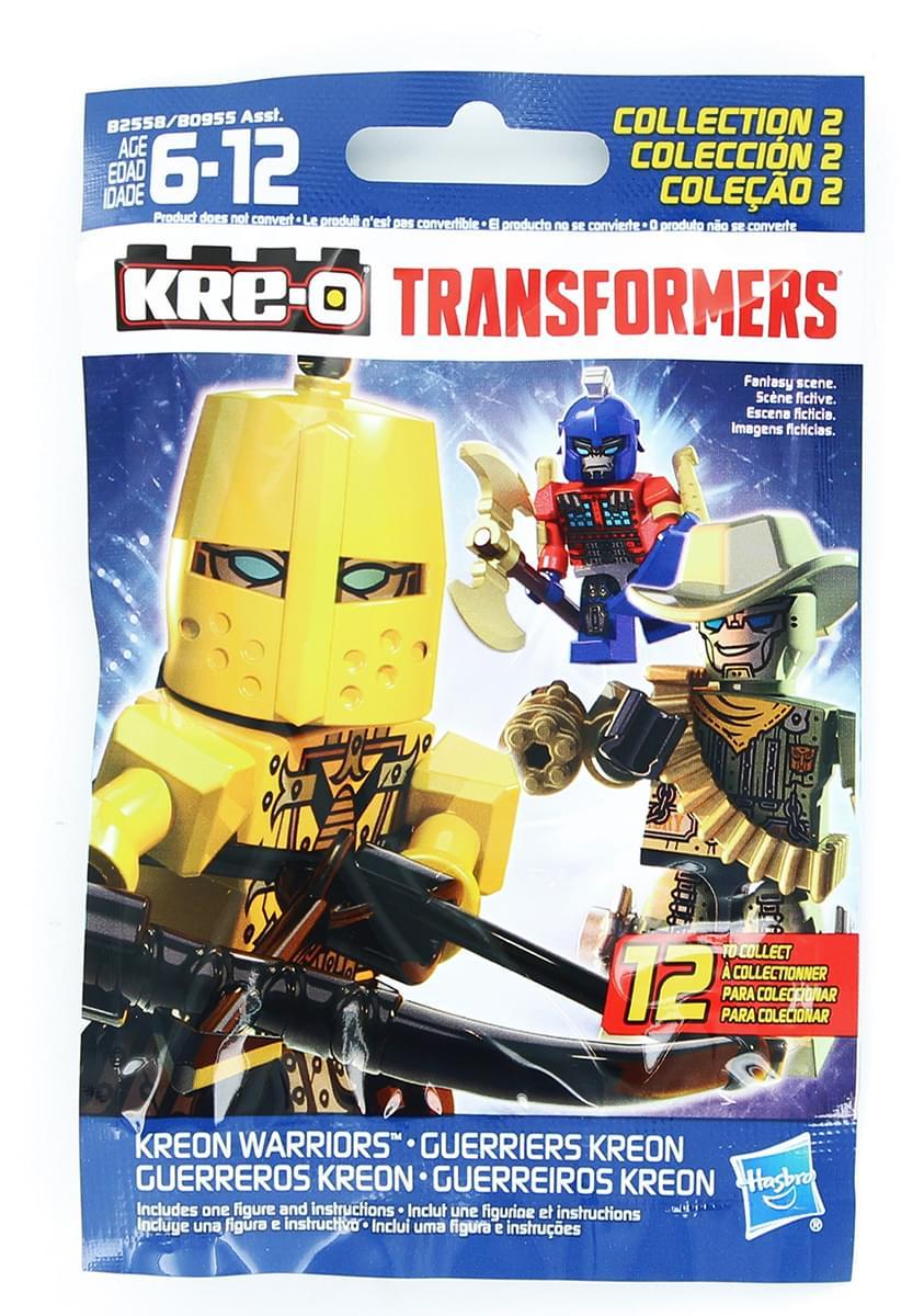 Transformers Kreon Warriors Series 2 Micro Changers Figure