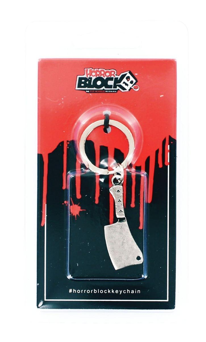 Cleaver Keychain (Horror Block Exclusive)