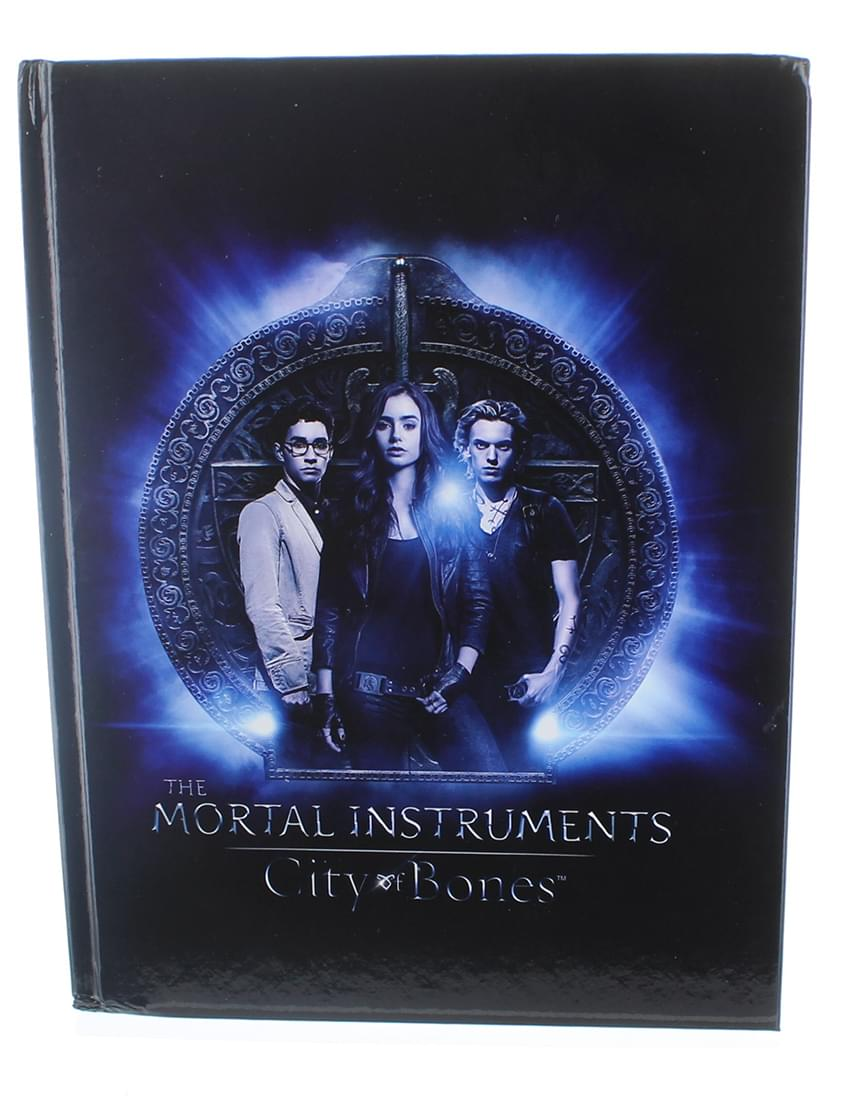 The Mortal Instruments City of Bones Group Notebook