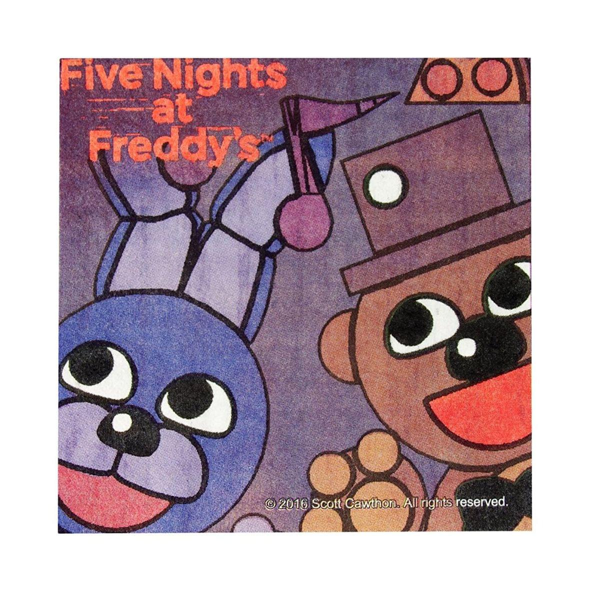 Five Nights at Freddy's 16 Count 10