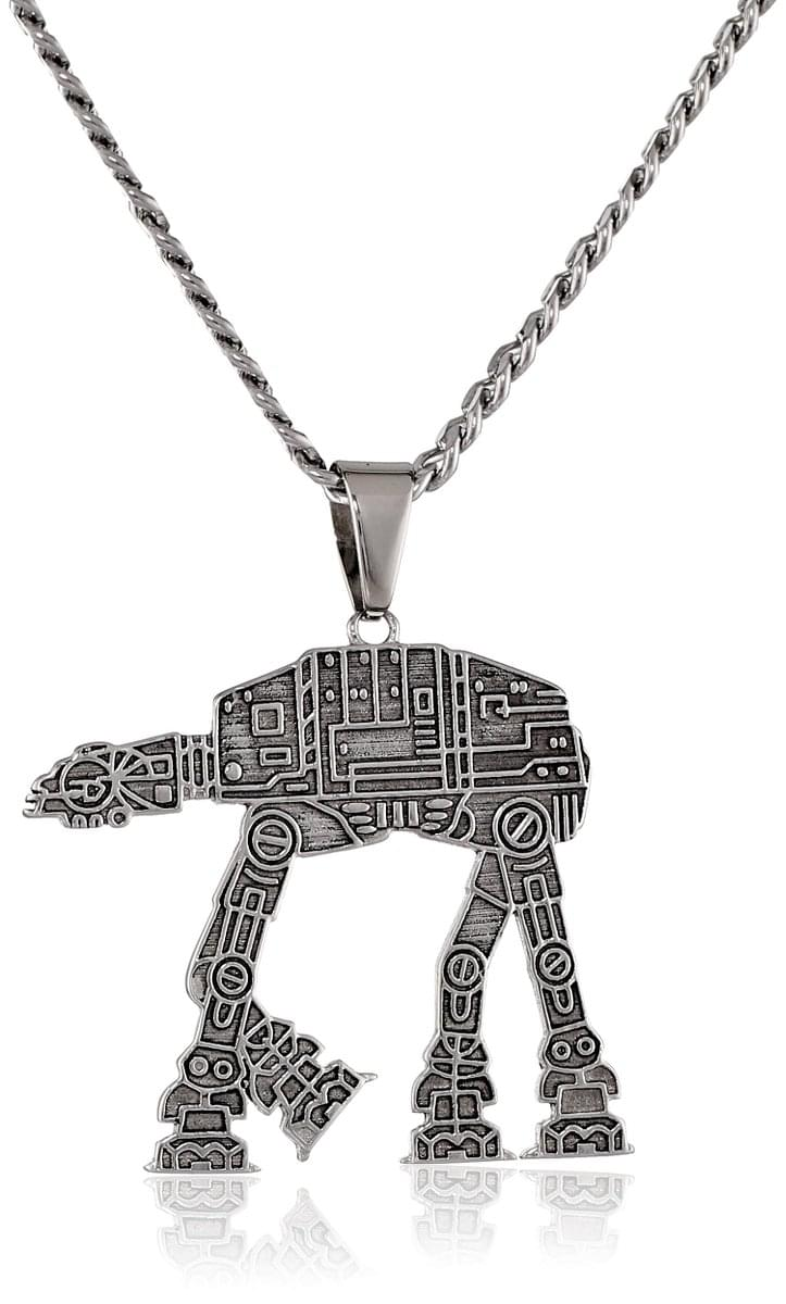 Star Wars AT-AT Pendant Necklace