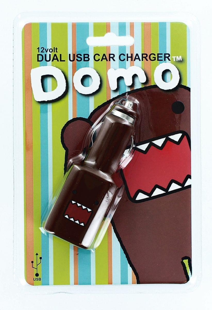 Domo 12 Volt Dual USB Car Charger