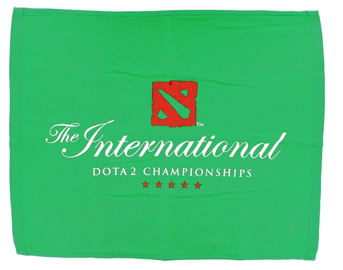DOTA 2 The International Championships Finger Towel