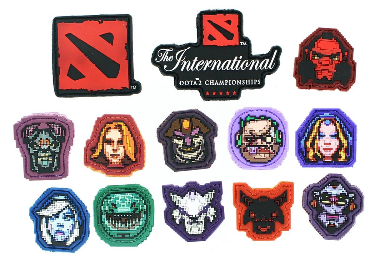 DOTA 2 Patch: Pack of 13