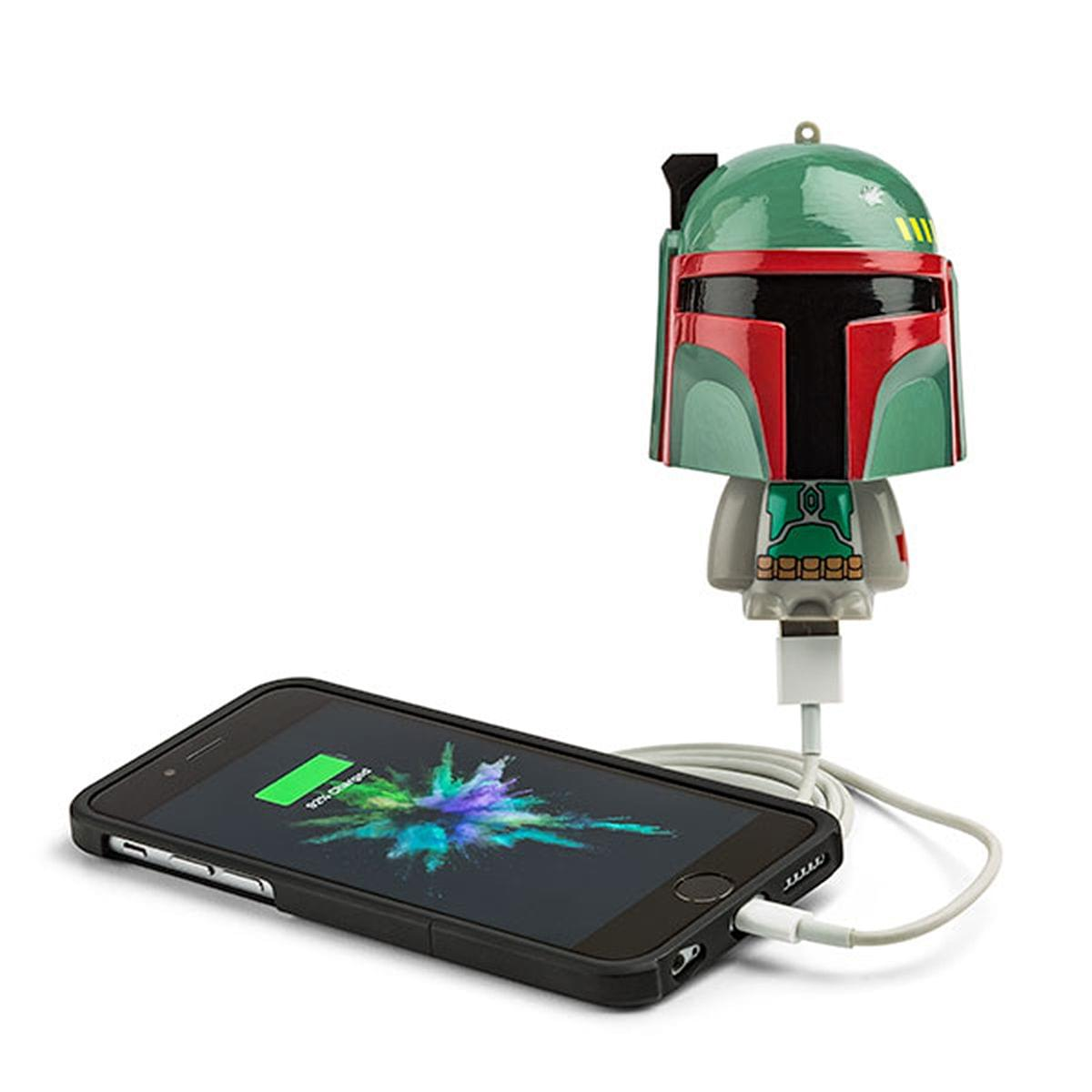 Star Wars Mighty Minis Micro Boost USB Charger: Boba Fett