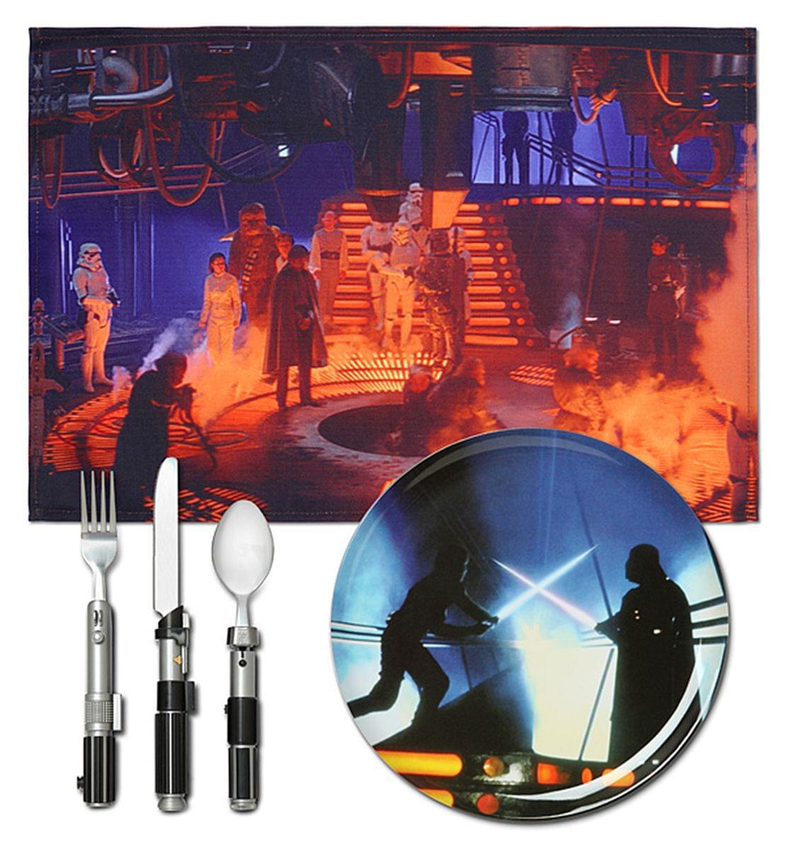 Star Wars Dinner Set: Cloud City
