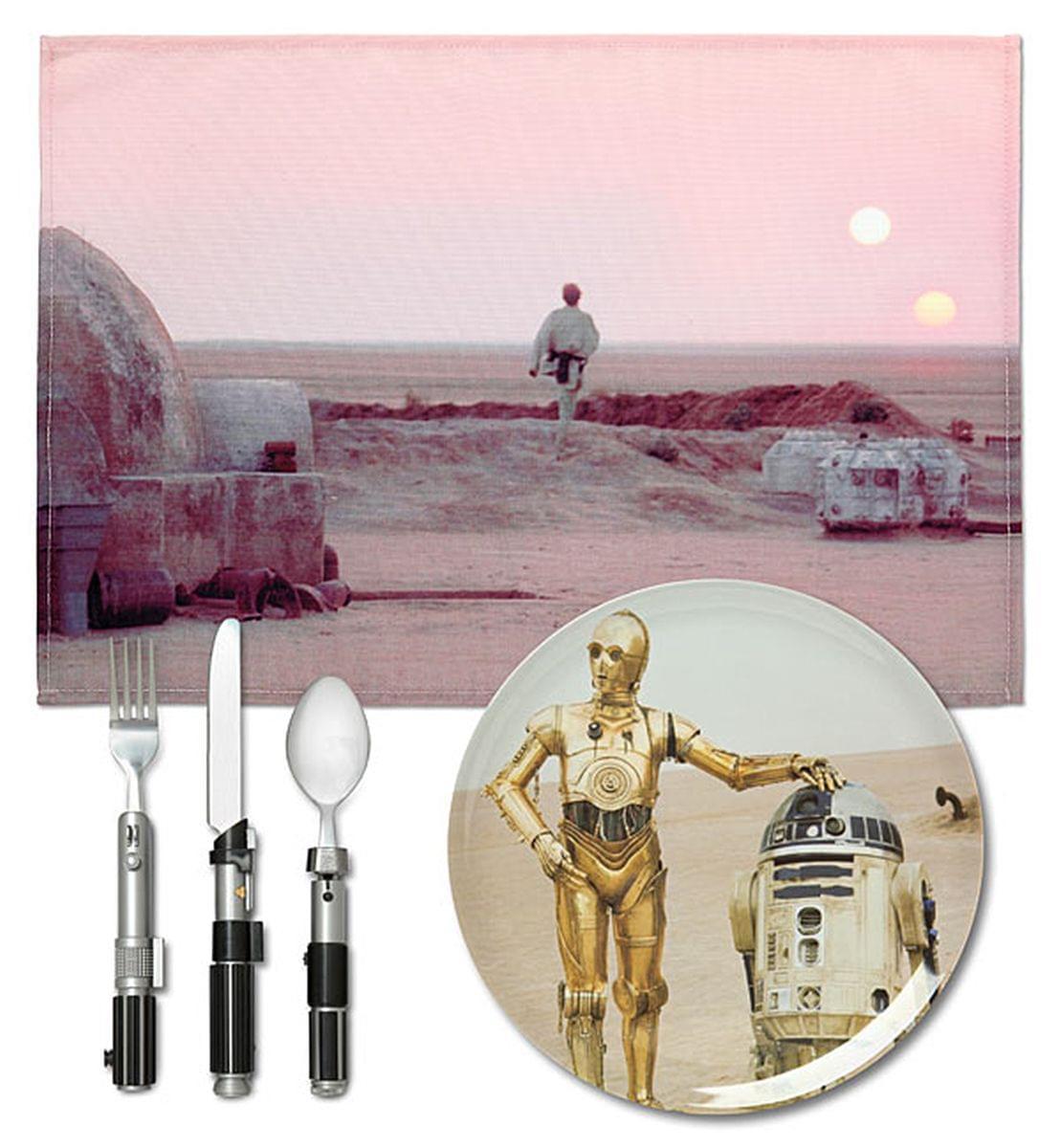 Star Wars Dinner Set: Tatooine