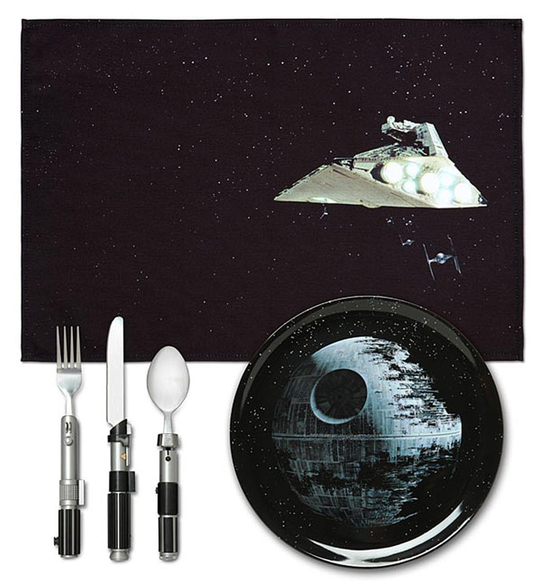 Star Wars Dinner Set: Death Star