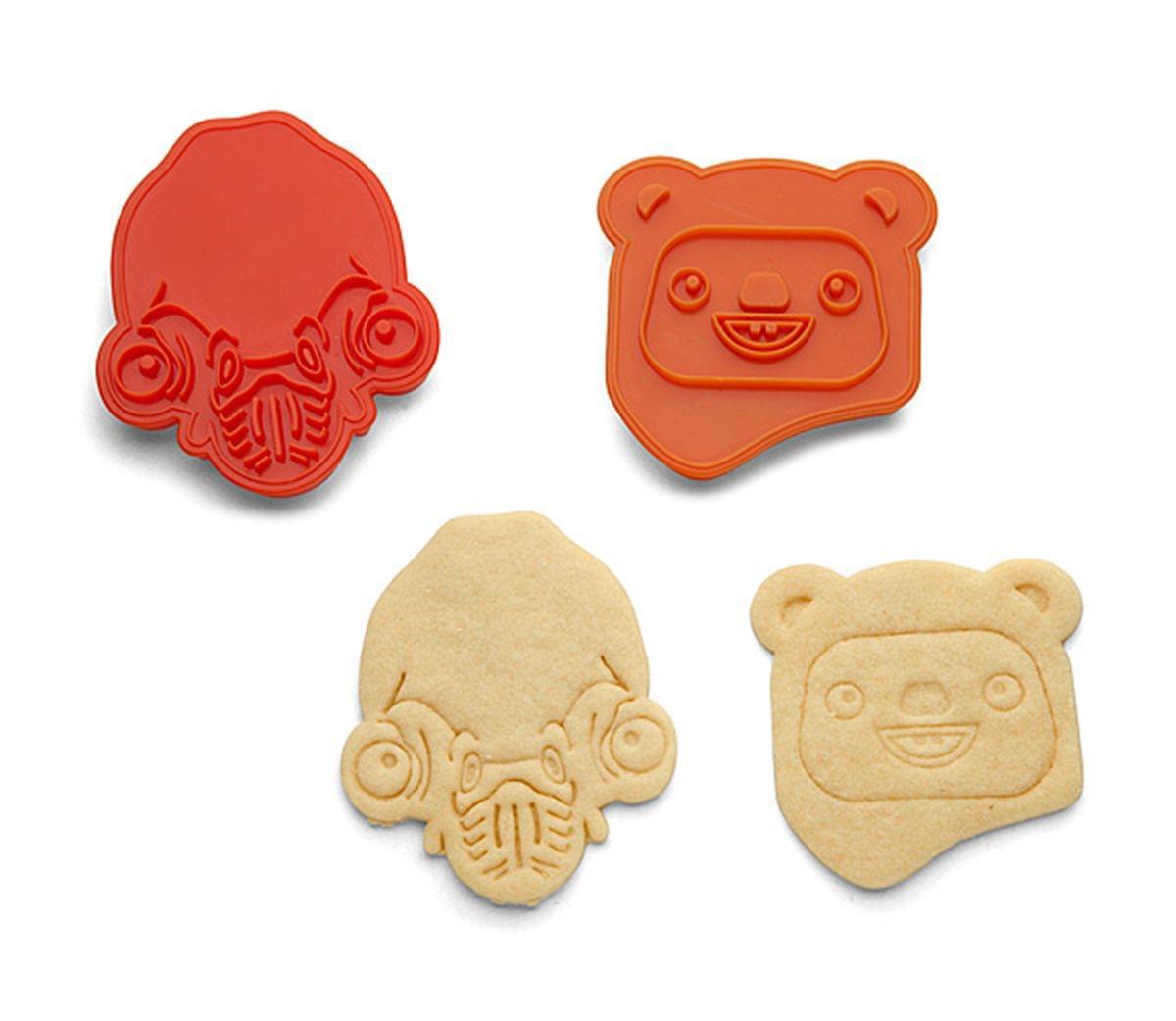 Star Wars Endor Cookie Cutter 2-Pack