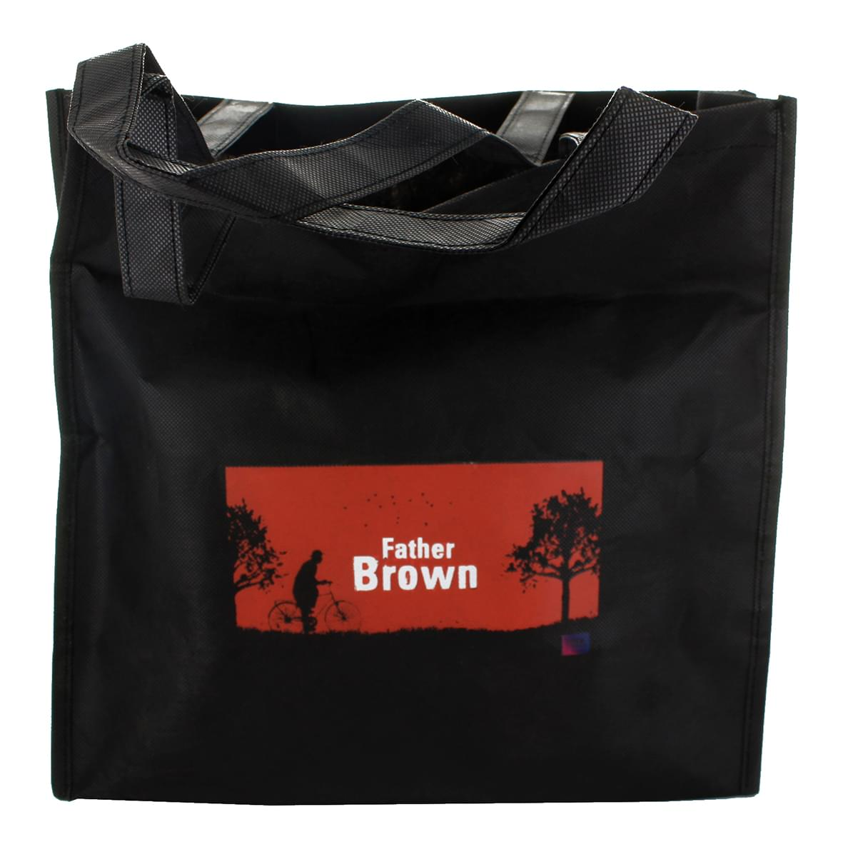 Father Brown Large Tote Bag