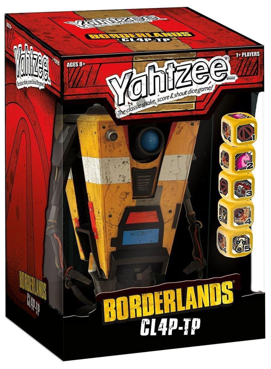 Borderlands Collector's Edition Yahtzee Dice Game