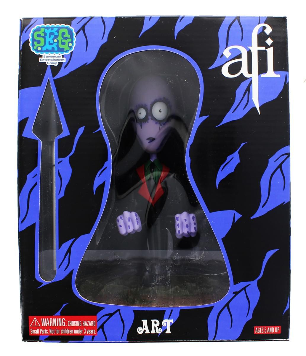 AFI Vinyl Action Figure: Art