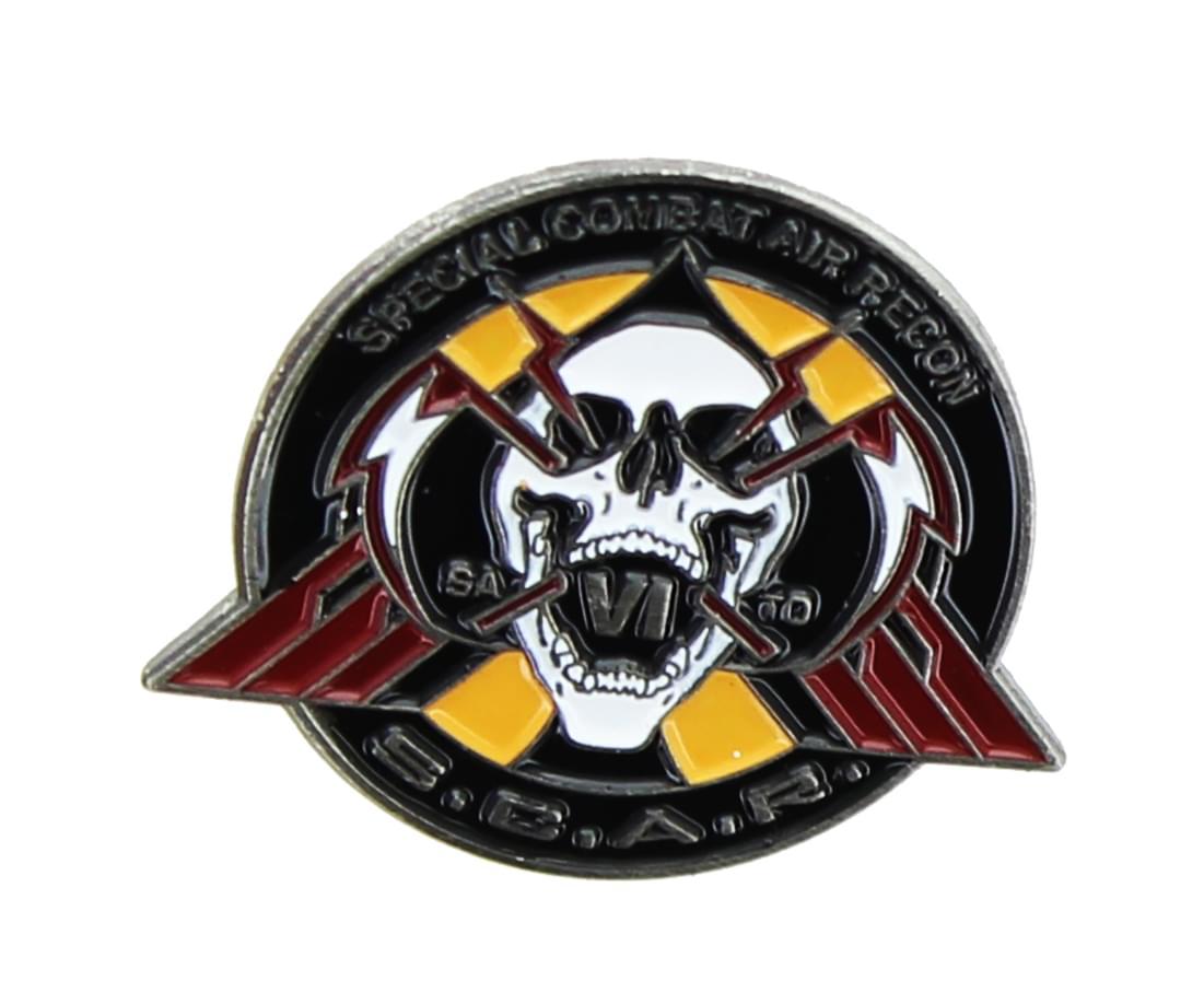 Call of Duty Infinite Warfare S.C.A.R. Pin Badge