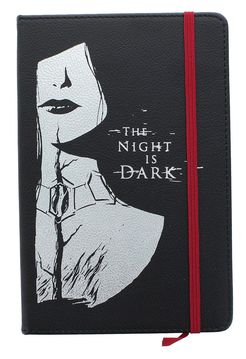 Game Of Thrones Night Is Dark And Full Of Terrors Journal