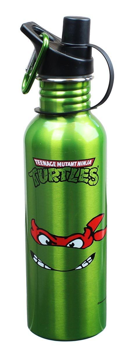 TMNT Stainless Steel Water Bottle Raphael