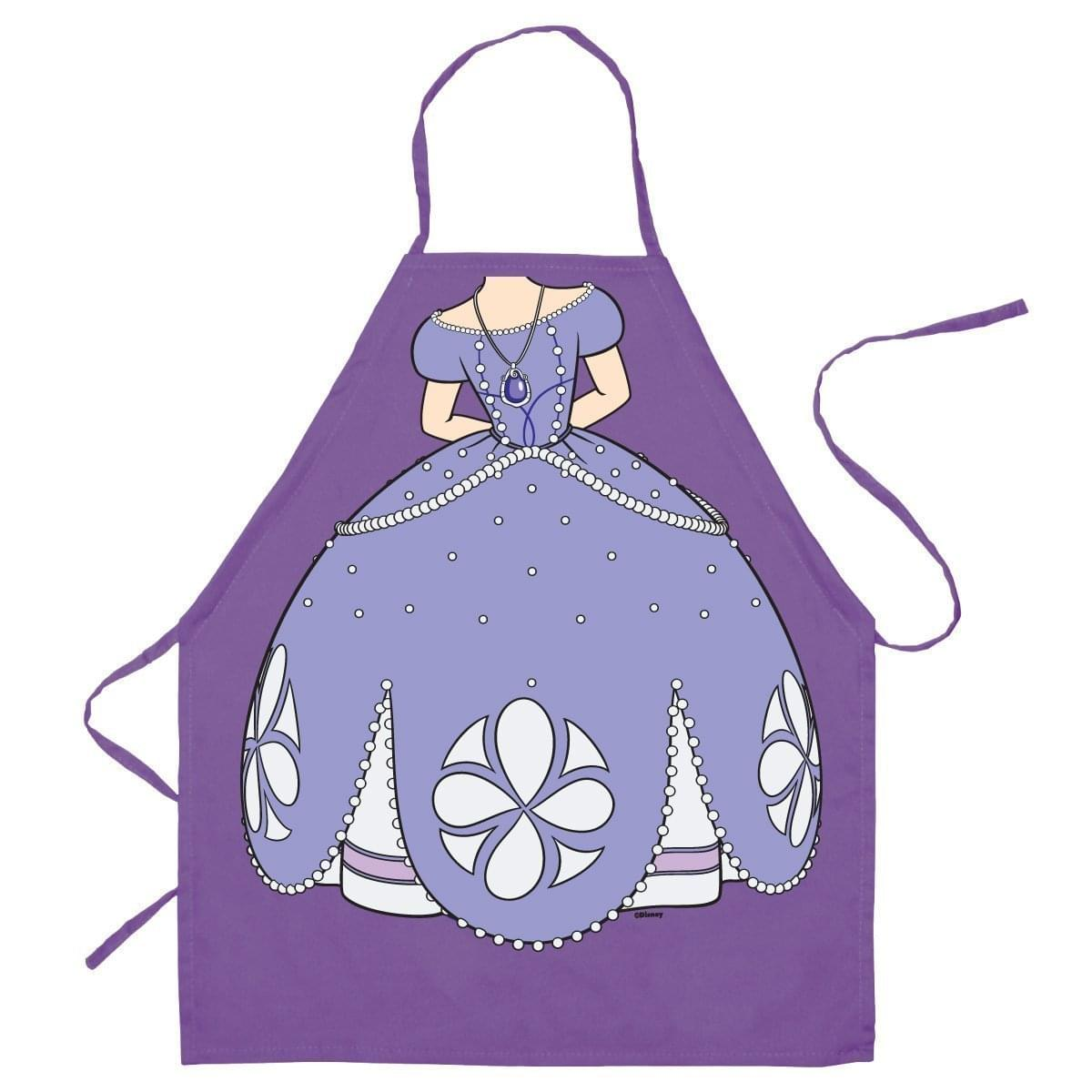 Disney Sofia The First Kid's Apron