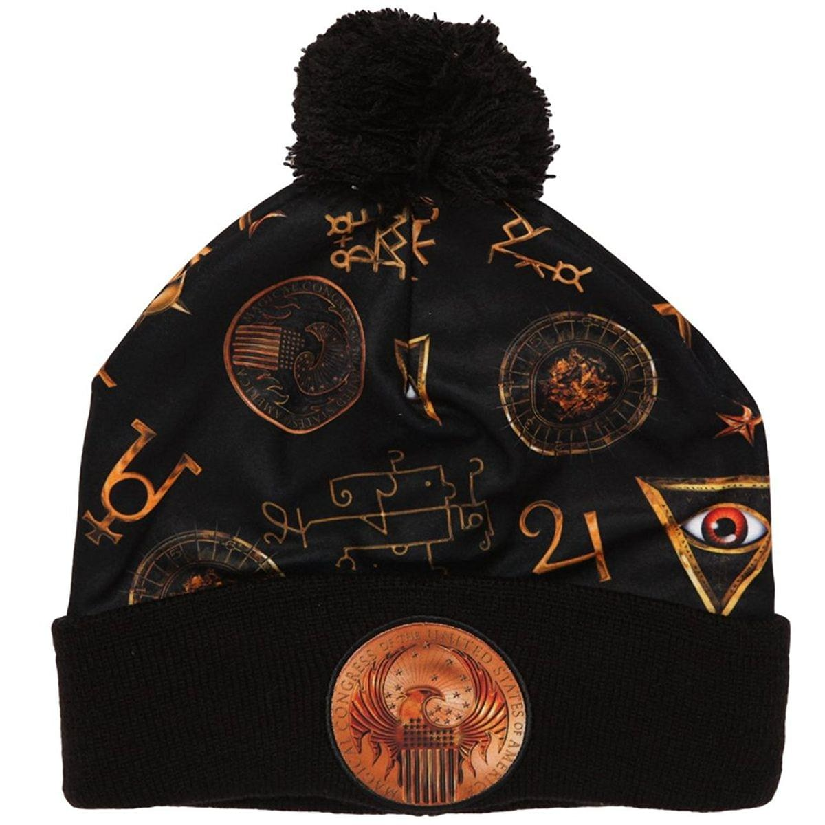Fantastic Beasts And Where To Find Them MACUSA Cuff Beanie