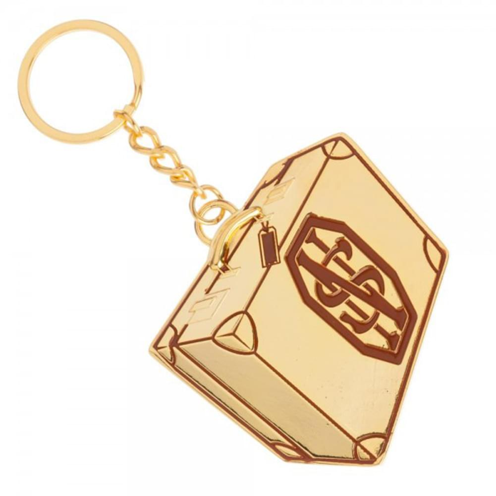 Fantastic Beasts and Where To Find Them Suitcase Metal Keychain