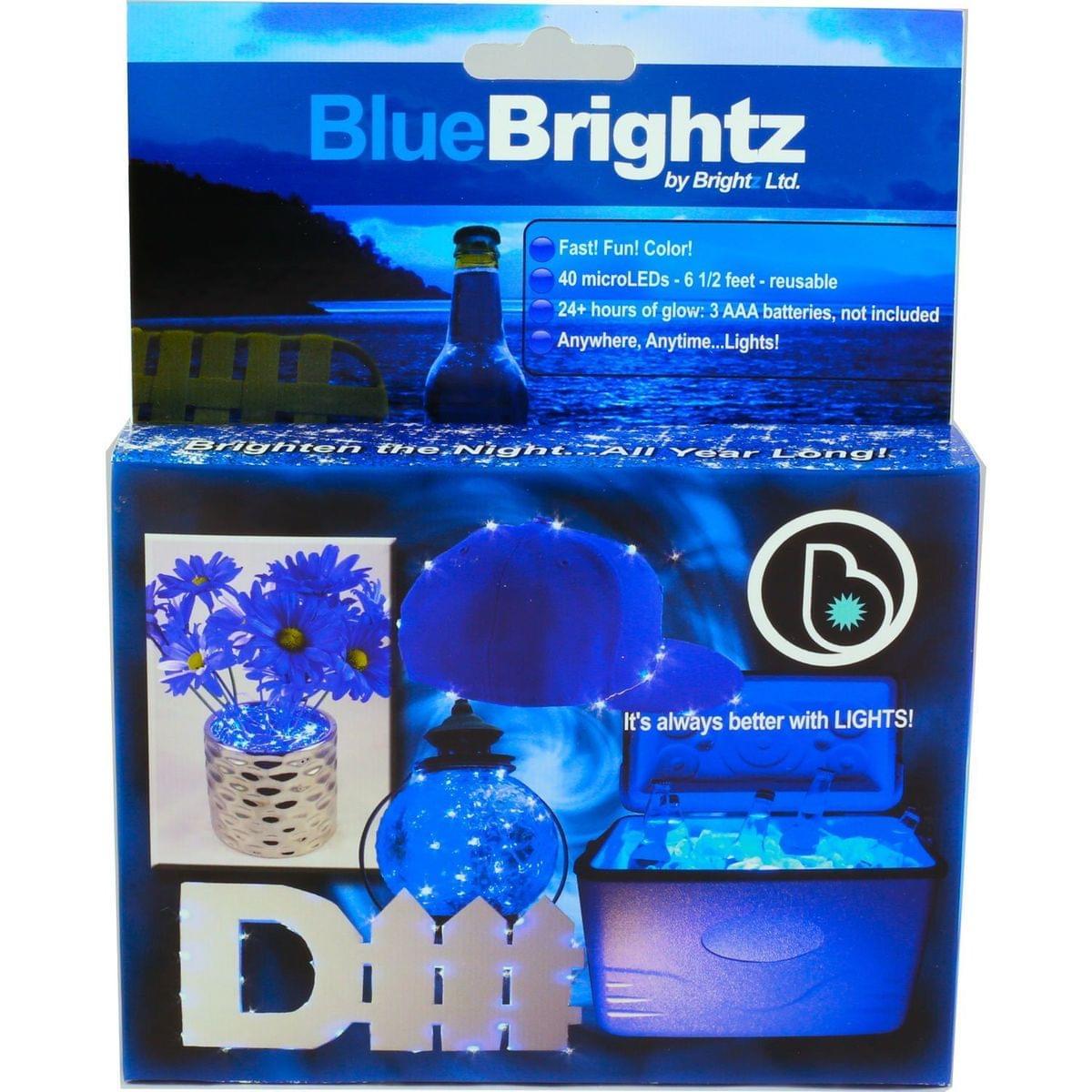Everyday Color Brightz LED Light Accessory: Blue