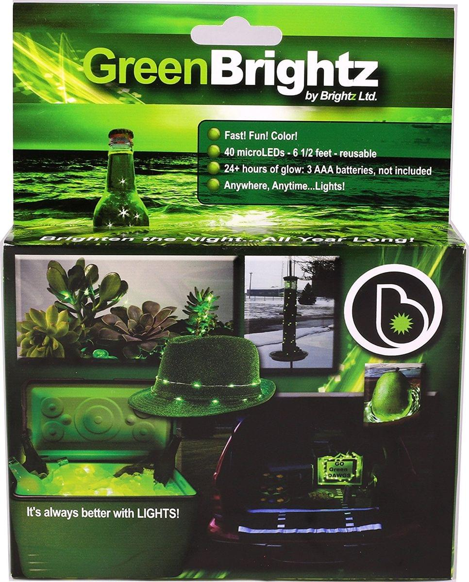 Everyday Color Brightz LED Light Accessory: Green
