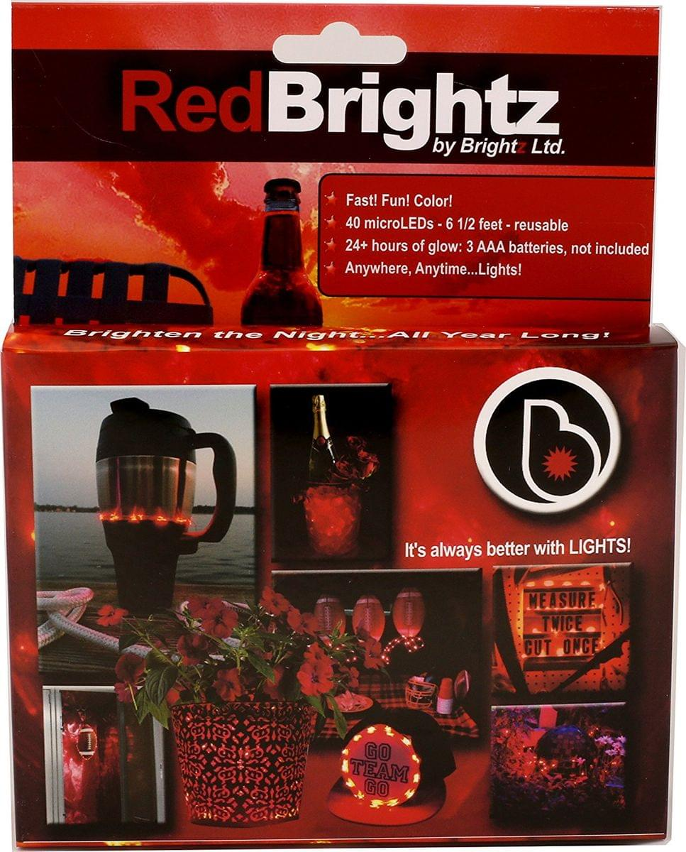 Everyday Color Brightz LED Light Accessory: Red