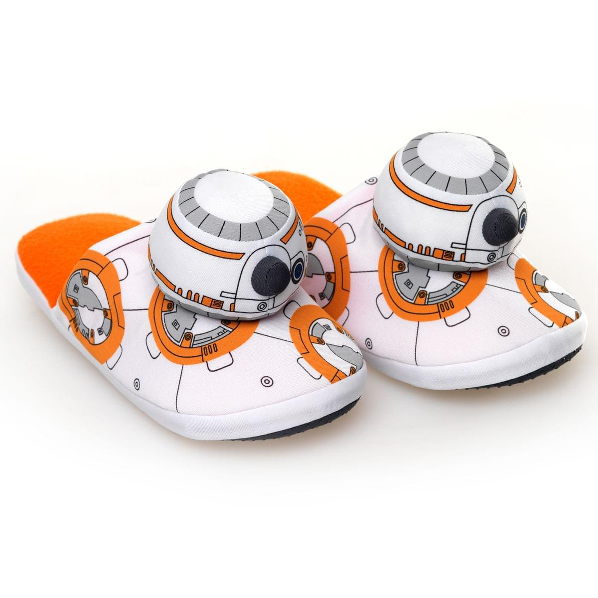 Star Wars: The Force Awakens BB-8 Plush Slippers: Large