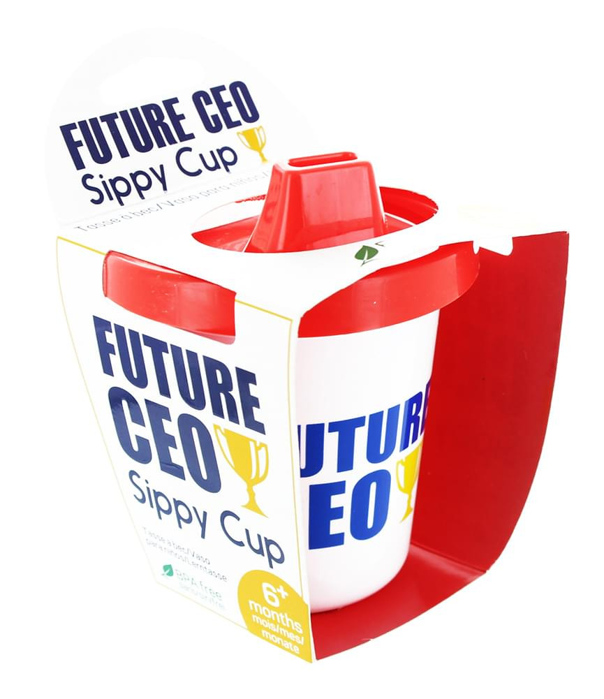 Future CEO Sippy Cup
