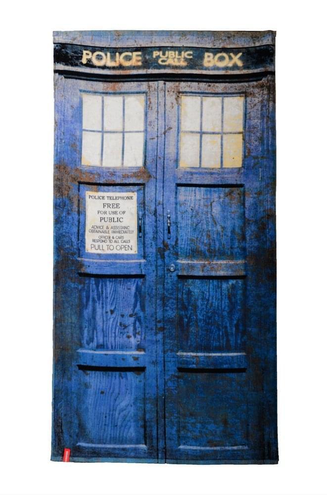 Doctor Who TARDIS 60