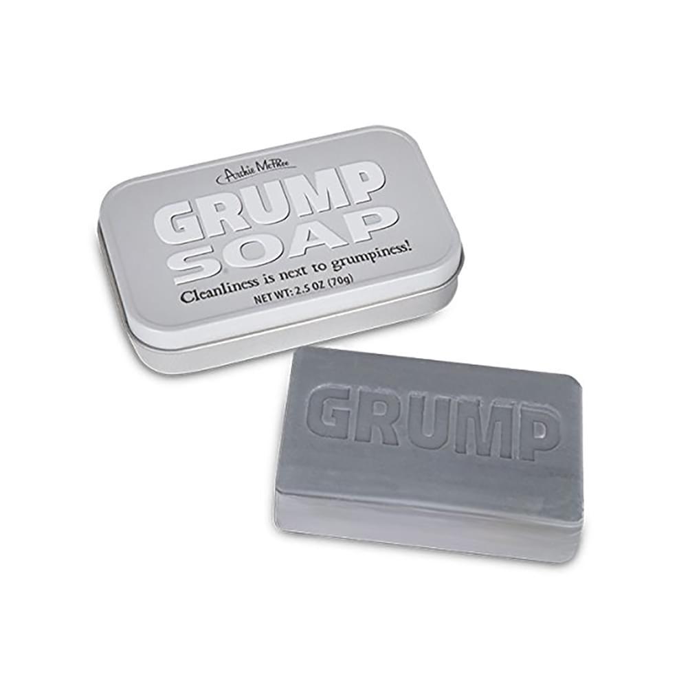 Grump 2.5oz Novelty Bath Soap