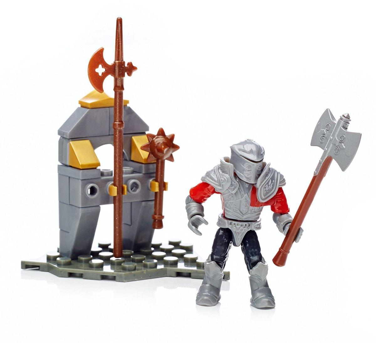Assassin's Creed Mega Bloks Construction Set: Heavy Borgia Soldier