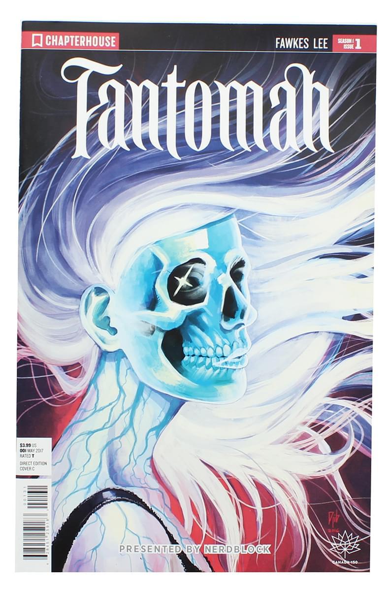 Fantoman #1 Comic Book