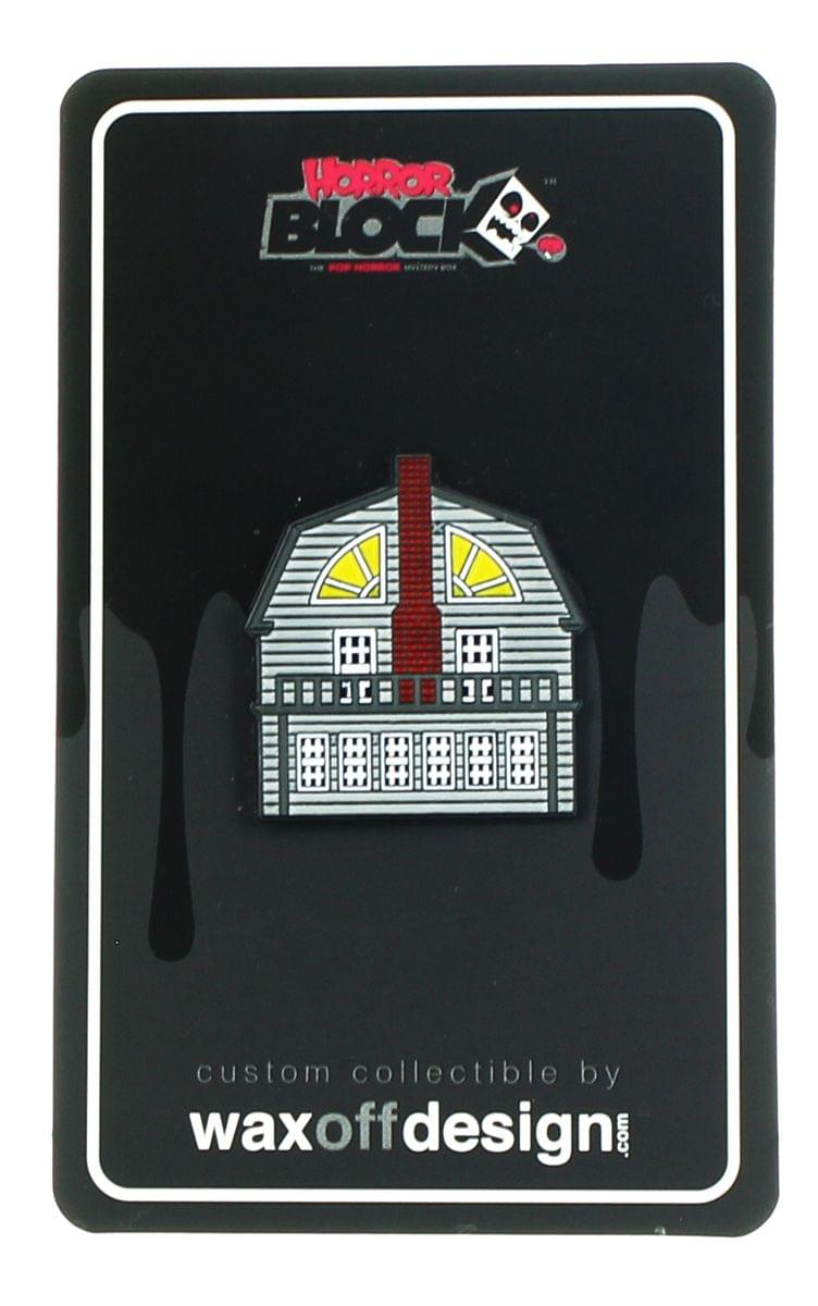 Amityville Horror Enamel Collector Pin