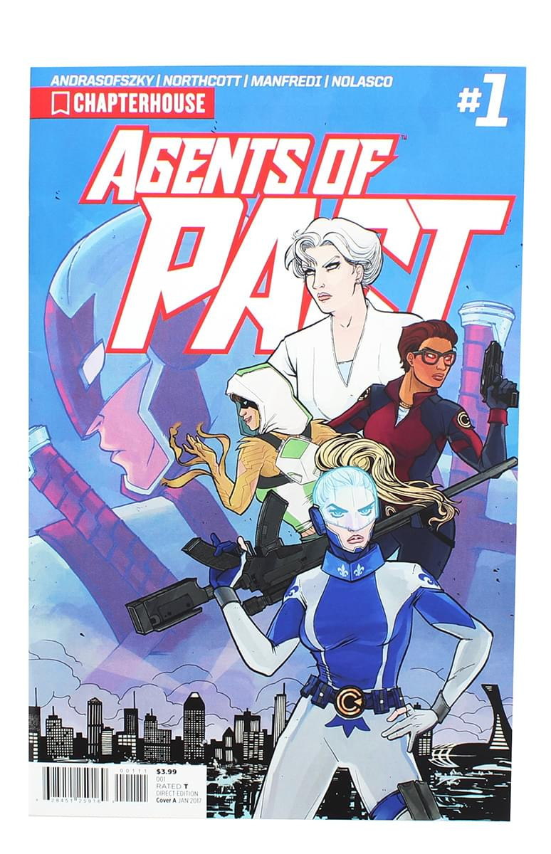 Agents of Pact #1 Comic Book