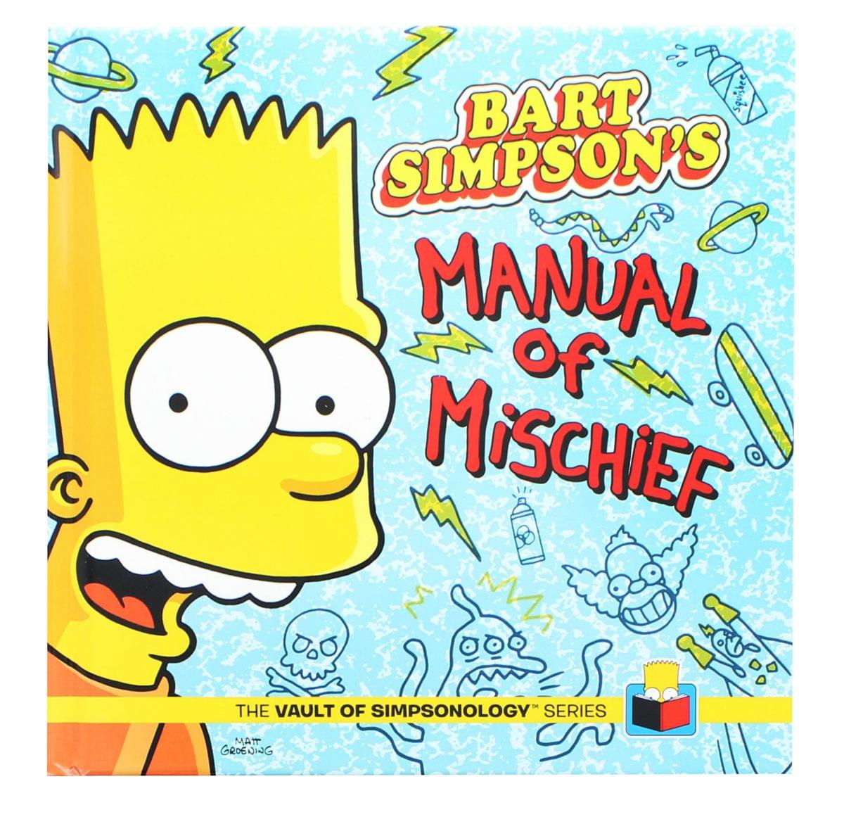 The Simpsons: Bart Simpson's Manual of Mischief