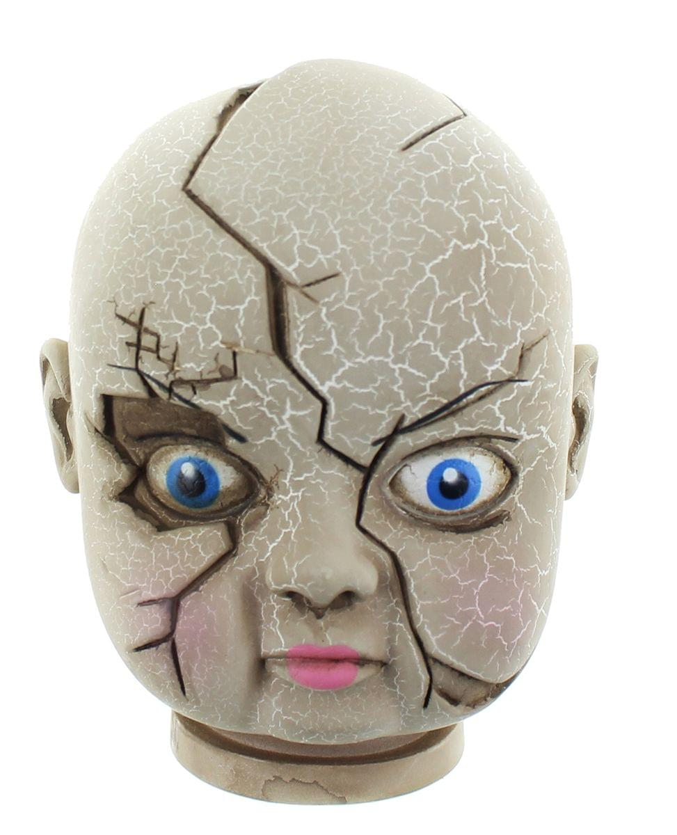 Baby Eat You Alive Broken Doll Head Collectible