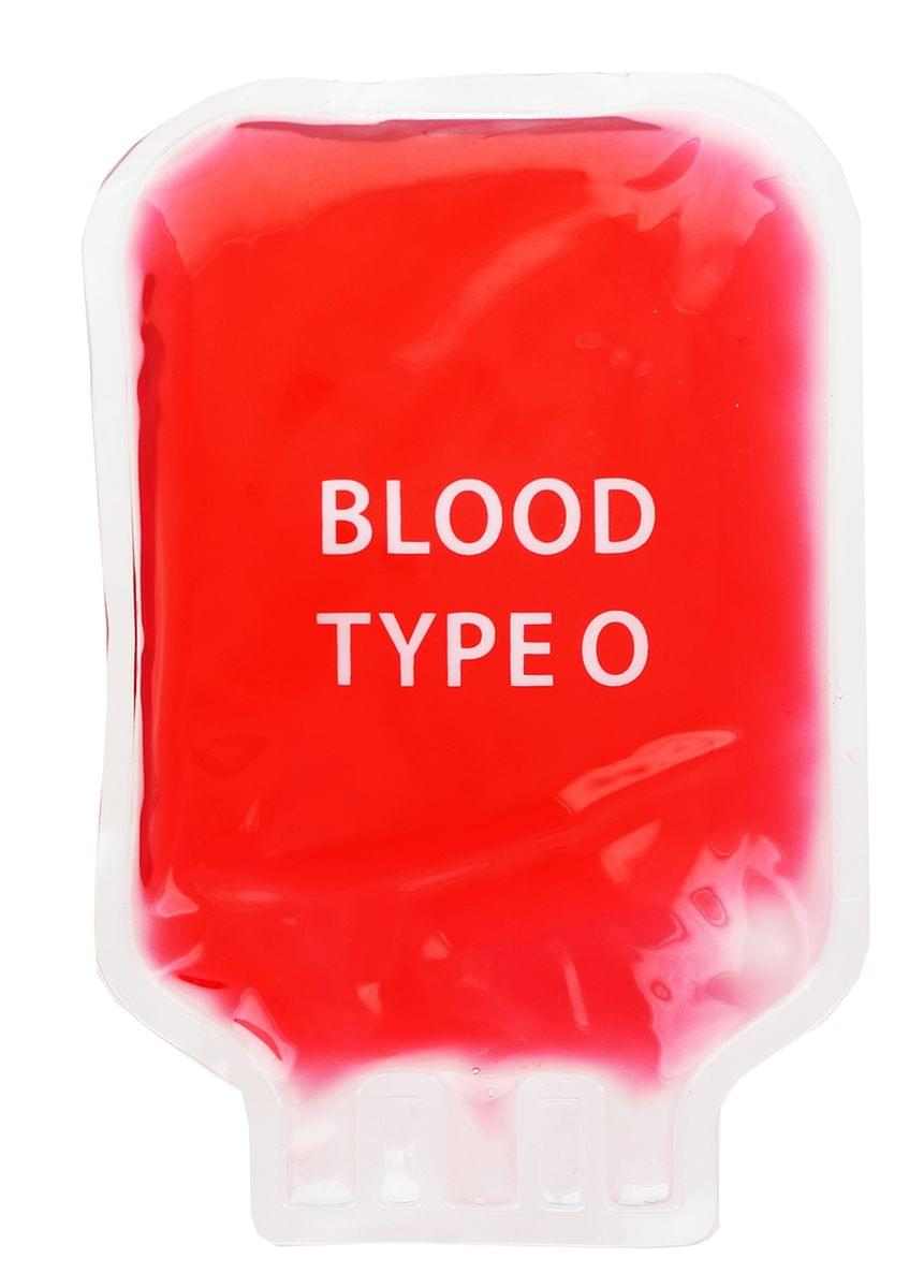 Blood Type O Ice Pack