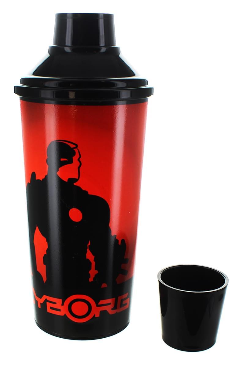 DC Comics Cyborg Martini Shaker