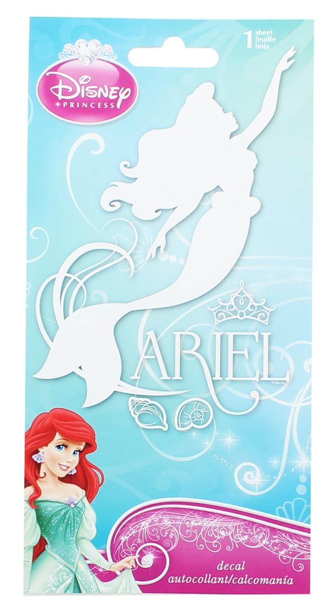 The Little Mermaid Ariel Decal