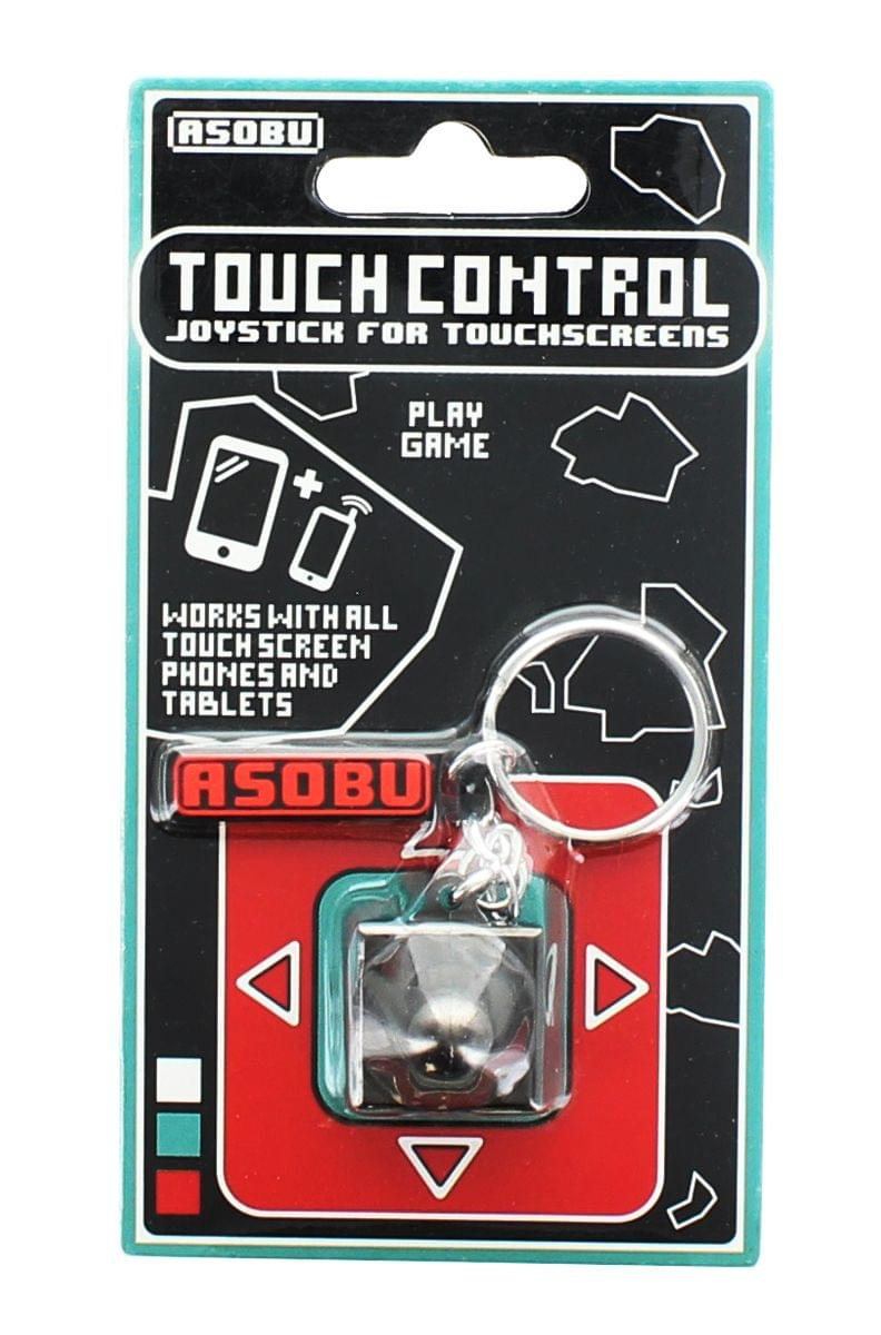 Touch Control Joystick for Touchscreens