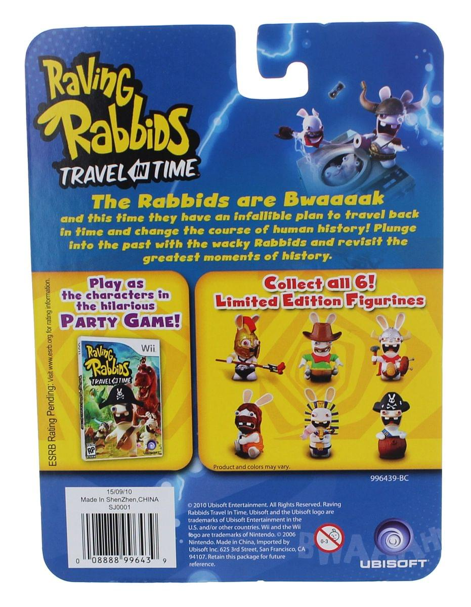 Rabbids in Sports Wrestling TOY-00810 1 Mystery Figure New