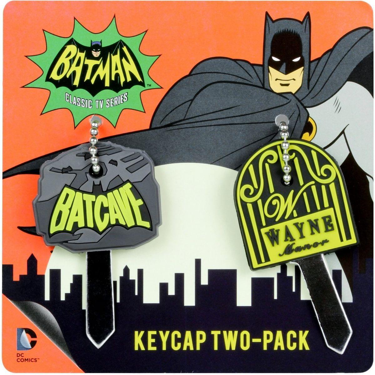 Batman Classic TV Series Keycap 2-Pack