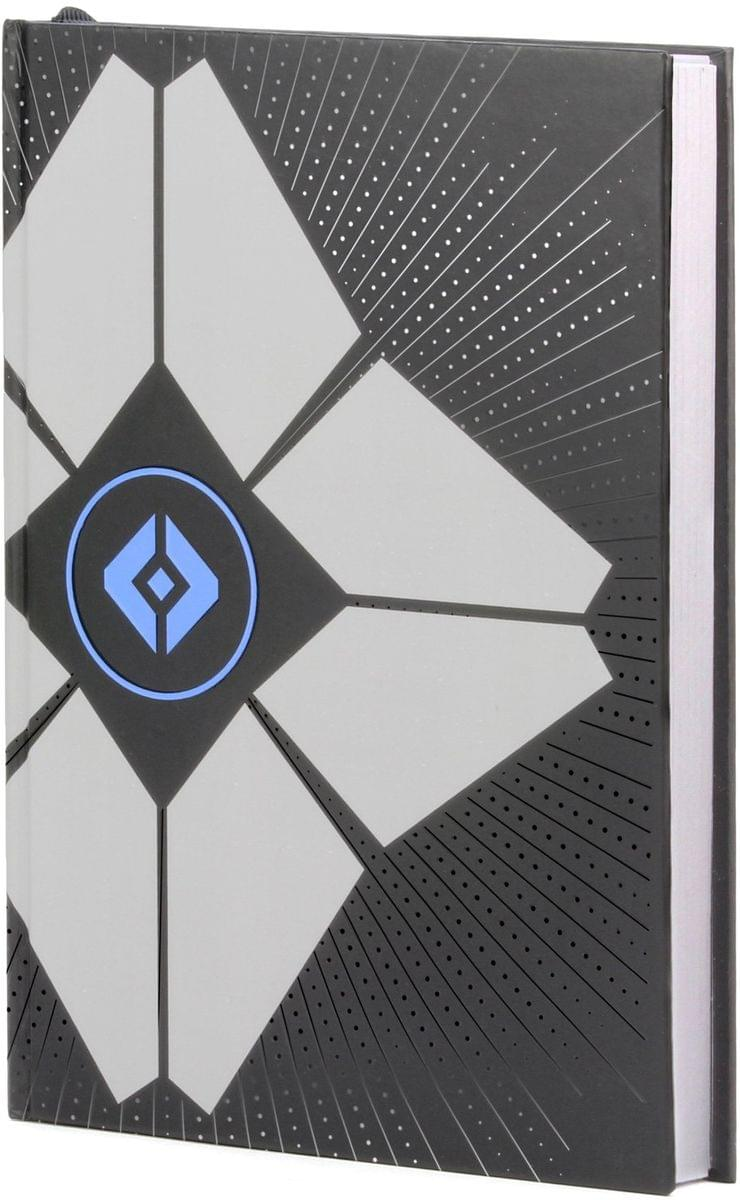 Destiny Ghost Journal