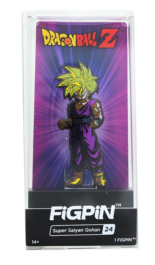 Dragon Ball Z 3-Inch Collectible Enamel FiGPiN - Super Saiyan Gohan