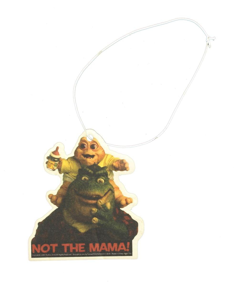 Dinosaurs Not The Mama Exclusive Hanging Air Freshener