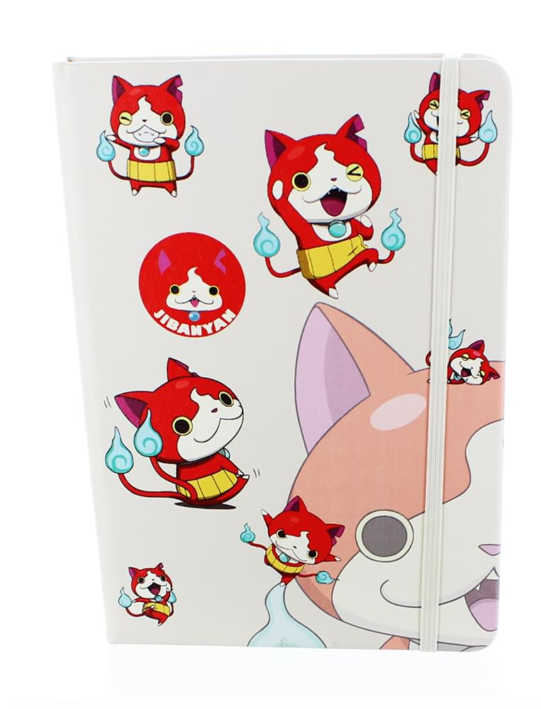 Yo-Kai Watch Journal Notebook
