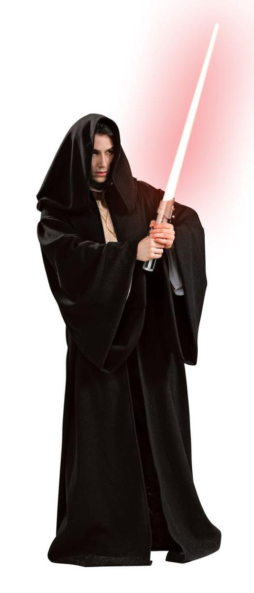 Star Wars Deluxe Hooded Sith Robe Adult Costume Standard  3dcc6d20a
