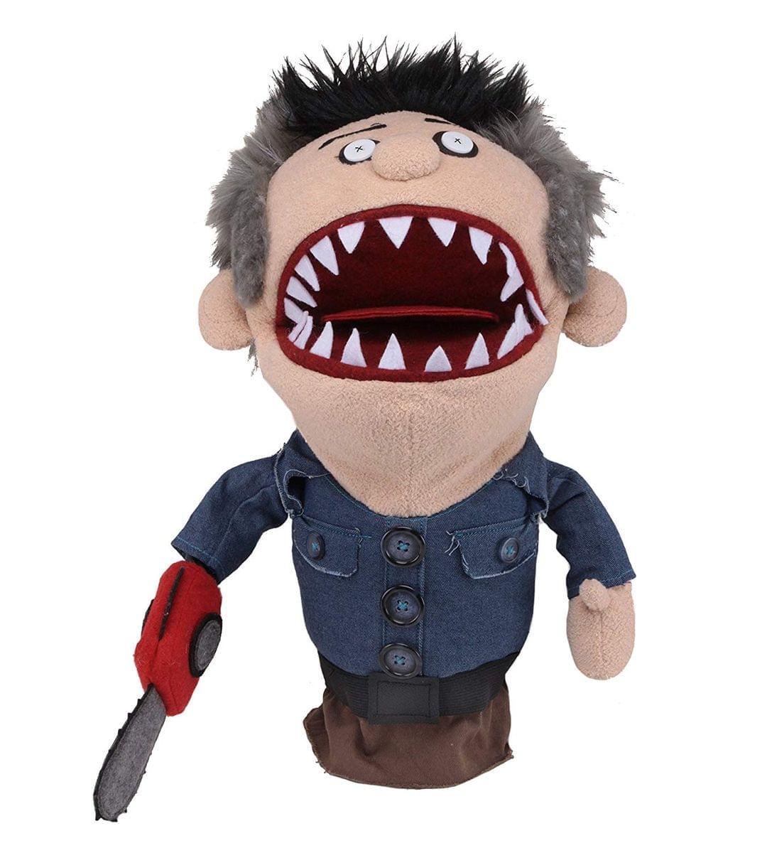 Ash Vs Evil Dead 15-Inch Possessed Ashy Slashy Puppet Prop Replica