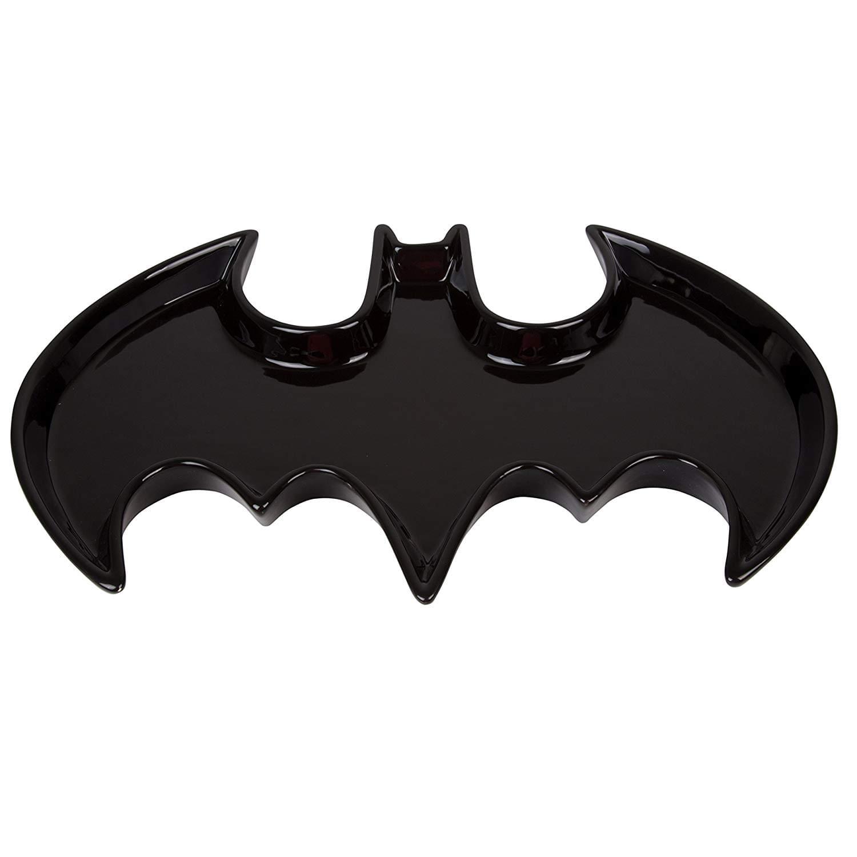 DC Comics Batman 14 x 10 Inch Ceramic Serving Platter