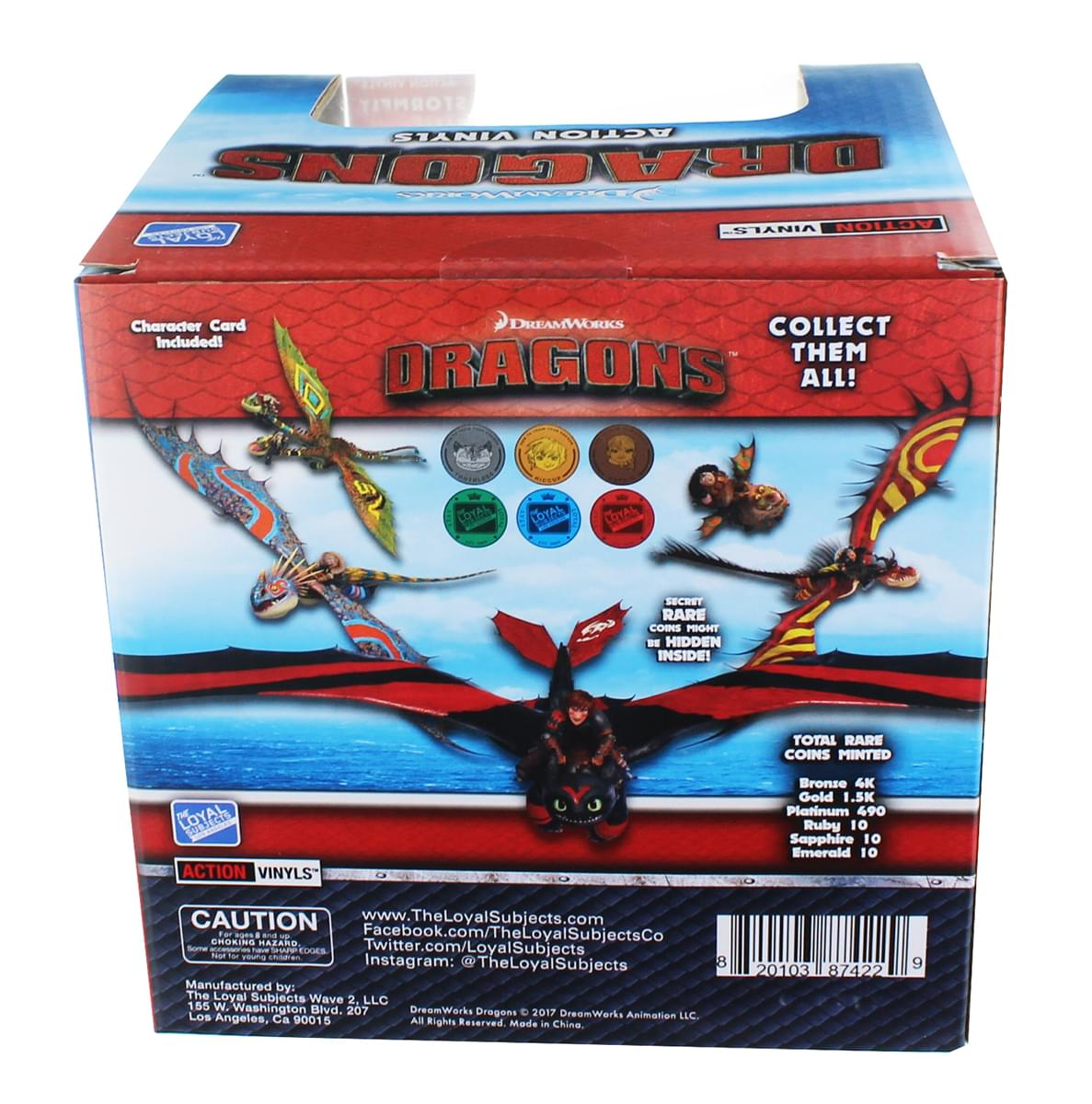 How to train your dragon 6 7 action vinyl toothless ebay the loyal subjects item upc 849795028154 manufacturer id 87422thl ccuart Image collections
